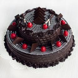 2 Tier Chocolate Truffle Cake 3kg