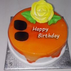 Vanilla cake 500 Gms