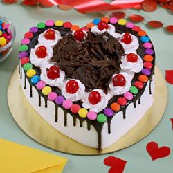 Black forest  Gems Cake