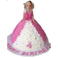 Barbie Cake -4kg