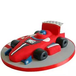 Ferrari Car Cake