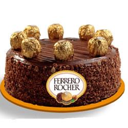 Ferero Rocher Cake 1Kg