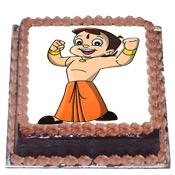 Chota Bheem Cake 2kg