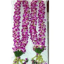 Orchid Flower Garland