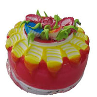 Premium Strawberry cake