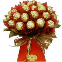 24 pcs Chocolate Bouquet