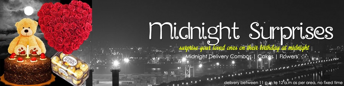 Midnight Surprises to Vijayawada